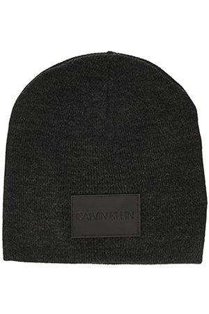 Calvin Klein Herren Hüte - Herren Beanie Strickmütze