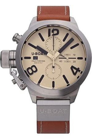 U-BOAT Herren Uhren - 501200445 Herren-Uhr Automatik Chronograph 2272