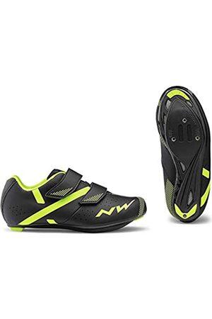 NORTHWADE Jungen Schuhe - Sapatos Est NW Torpedo 2 JUNIOR Fahrradschuhe, Black/Yelllow
