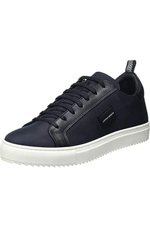 Antony Morato Herren Sneaker DUGGER Metal IN Nylon E Pelle Oxford-Schuh