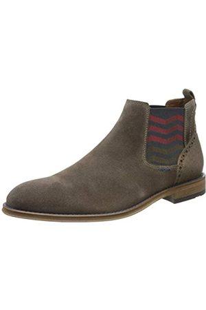 Lloyd Herren Chelsea Boots - Herren Hobson Chelsea Boots, (Arabica/Grey 1)