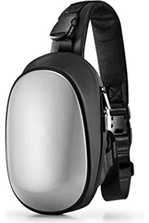 TAJEZZO Herren Reisetaschen - Sling Bag Crossbody Schultertaschen Wasserdicht Brusttasche für Schule Outdoor Reisen Casual Daypack