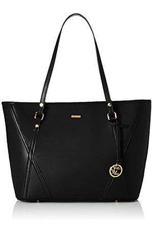 Stella Maris Damen Umhängetaschen - Damen Handtasche Lederhandtasche mit einem echtem Diamant Umhängetasche Tasche Damenhandtasche Frauenhandtasche Shopper STMB611-01 45/27,5/14