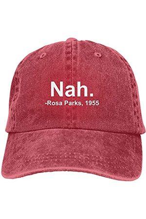 FUN DOGE Herren Caps - Denim Cap Nah. Rosa Parks
