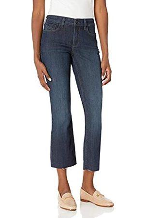 NYDJ Damen Marilyn Straight Ankle with RAW Hem Jeans
