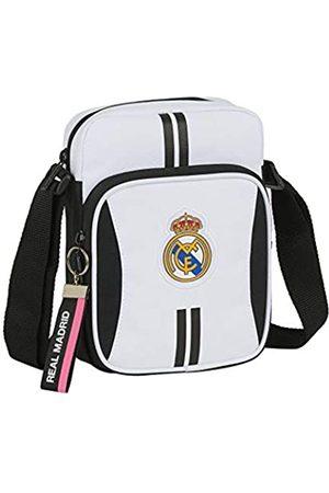 Safta Umhängetasche mit Außentasche von Real Madrid 1. Ausrüstung 20/21 - M672