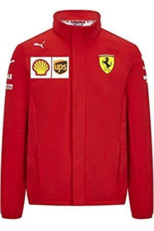 PUMA Herren Scuderia Ferrari Team Softshelljacke