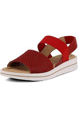 Spring Step Flache Damen-Sandalen