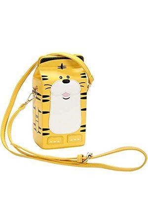 Topromise Kleine Umhängetasche für Damen, Smartphone-Geldbörse mit langem Schultergurt, (Z- )