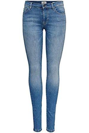 ONLY Female Skinny Fit Jeans Shape Reg Jeans in Skinny Fit 3232Light Blue Denim