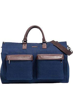 Hook & Albert Herrenreisetasche für Kleidung (dunkelblau)
