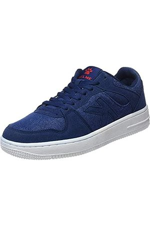 kelme Unisex-Erwachsene Retrobascket Jeans Sneakers, (Denim 687)