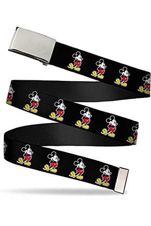 """Buckle-Down Jungen Web Belt Mickey Mouse 1.25"""" Gürtel"""