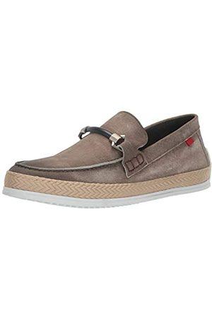 Marc Joseph New York Herren Lederschuhe Deck mit Bissschnalle/Seil-Detail Boot, (Jeans )
