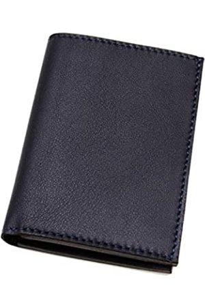 Maruse Geldbörse aus italienischem Leder für Karten und Rechnungen, schlankes minimalistisches Design