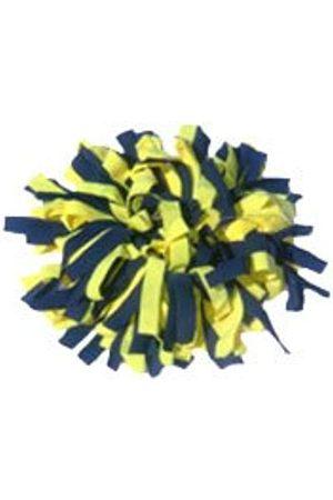 Pomchies POM-ID Gepäckanhänger: Pom Pom Schlüsselanhänger, Rucksackanhänger, Gepäckkennzeichnung + Haarschleifen