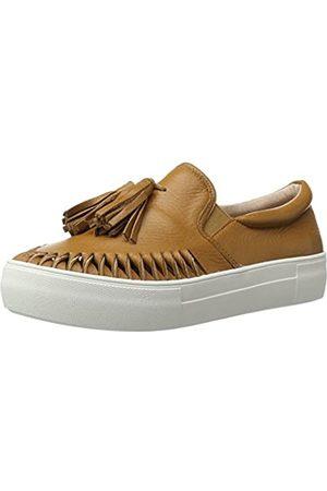 JSLIDES Damen Aztec Fashion Sneaker, (hautfarben)