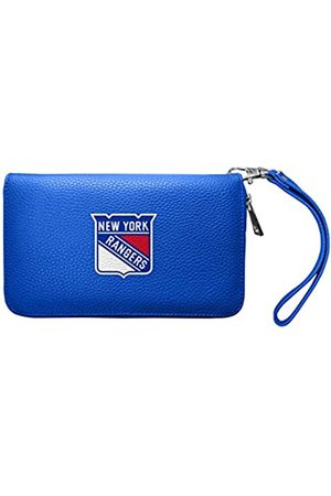 Littlearth Damen NHL New York Rangers Zip Organizer Pebble Geldbörse, Royal