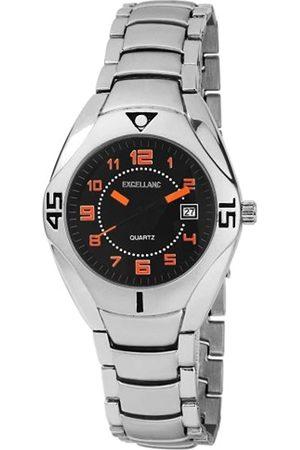 Excellanc Herren-Uhren mit Metallband 284021300123