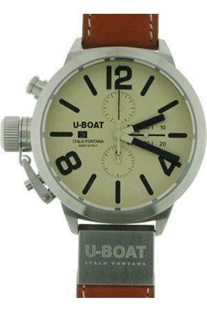 U-BOAT 501200453 Herren-Uhr Automatik Chronograph 2272