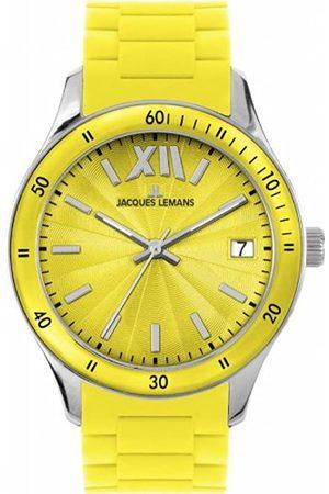 Jacques Lemans Sports Unisex-Armbanduhr Rome Sports 1-1622E