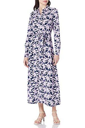 YAS Damen JOSEPHINE LS Long Shirt Dress - MA Kleid