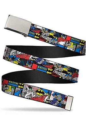 "Buckle-Down Herren Web Belt Batman Joker 1.25"" Gürtel"