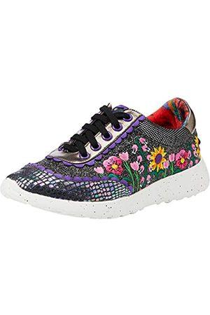 Irregular Choice Damen Heart of Grass Sneaker