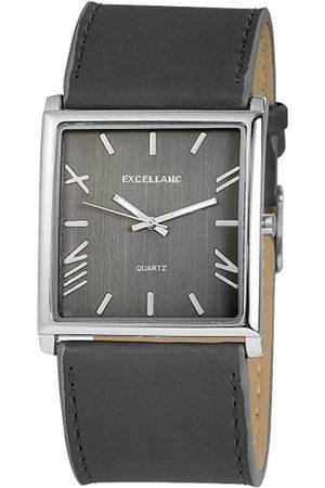 Excellanc Herren-Uhren mit Polyurethan Lederband 293021500112
