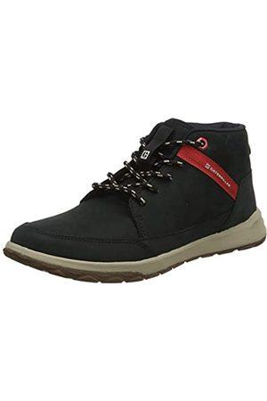 Caterpillar Unisex-Erwachsene Quest Mid Sneaker, Black