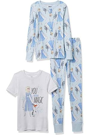 Spotted Zebra Disney Star Wars Marvel Princess Snug-Fit Cotton Pajamas Sleepwear Pyjama-Set