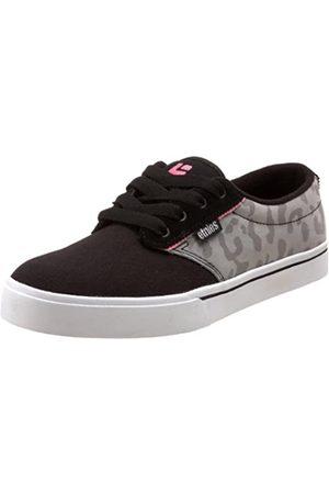 Etnies 4201000241571 JAMESON W'S 2, Damen Sportschuhe - Skateboarding, (BLACK/GREY/GREY 571), EU 42.5