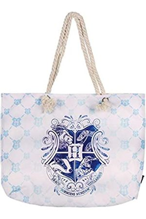 Cerdá Unisex-Kinder 2100002925 Harry Potter Strandtasche-100% Baumwolle