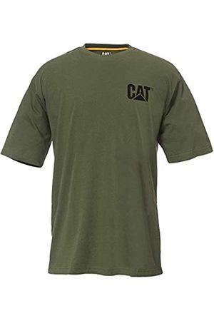Caterpillar Herren Trademark Tee T-Shirt