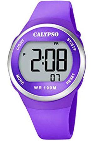 Calypso QuarzUhrmitKunststoffArmbandK5786/6