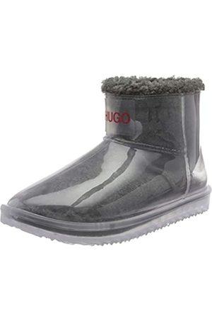 HUGO BOSS Damen Cozy Bootie-TR Mode-Stiefel, Light/Pastel Grey52