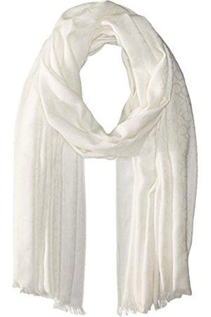 Calvin Klein Damen Schal Chambray Solid - Weiß - Einheitsgröße