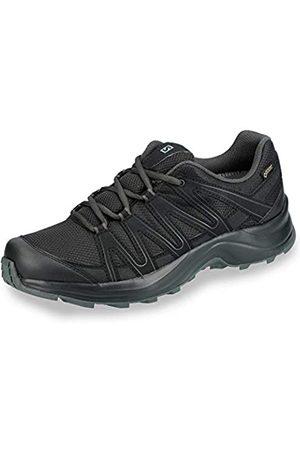 Salomon Herren 407442_41 1/3 Running Shoes, Black