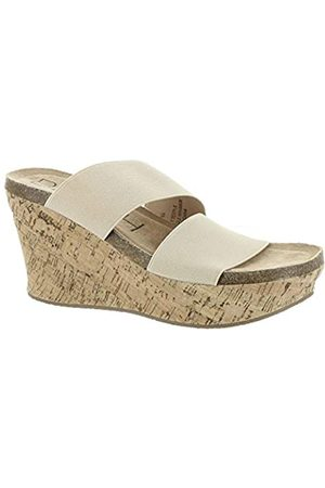 Matisse Damen Bare All Keilabsatz-Sandale