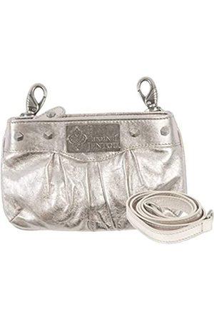 JENTOU Damen Umhängetaschen - Umhängetasche und Hüfttasche, Leder