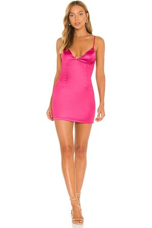 superdown Nicole Mini Dress in . Size XXS, XS, S, M, XL.
