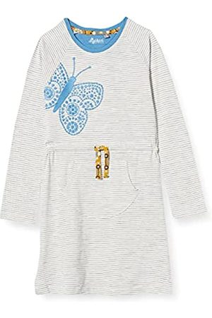 sigikid Mädchen Mini Langarmkleid aus Bio-Baumwolle für Kinder Kinderkleid