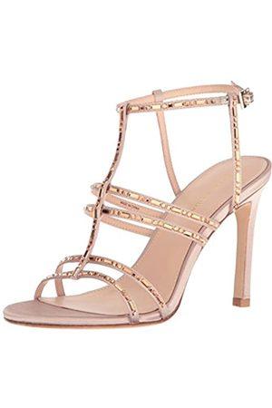 PELLE MODA Women's Essey2 Dress Sandal, Platinum