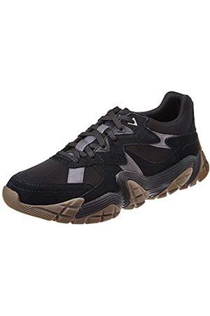 Caterpillar Herren P110192_41 Sneakers, Black