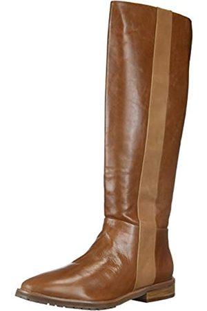 LFL by Lust for Life Damen L-Mindset Halblange Stiefel, Cognac-Leder