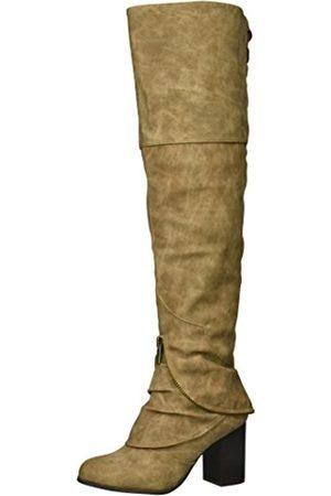 2 Lips Too Women's Too Liam Over The Knee Boot