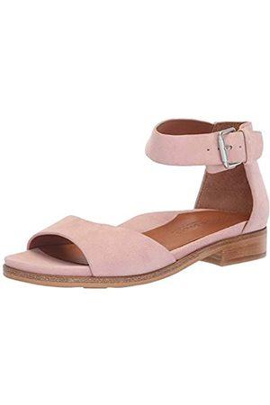 Gentle Souls Damen Gracey Flat with Ankle Strap Flache Sandale