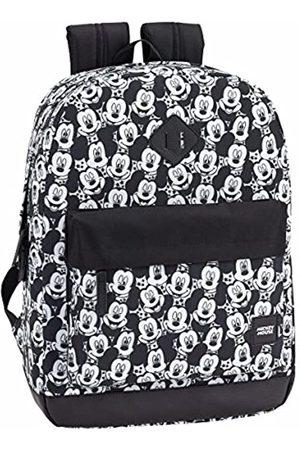 Safta Mickey Mouse und Minnie Mouse Schulrucksack - Verschiedene Größen (Mickie Mouse Junior
