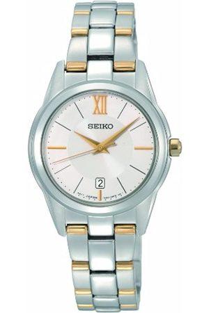 Seiko Quarz Damen-Armbanduhr SXDC81P1