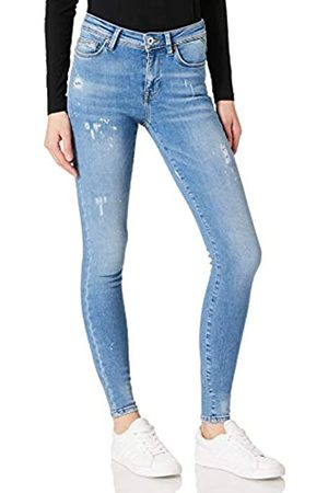 ONLY Damen Onlshape Life Reg Sk Dest Ita538 Noos Jeans